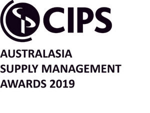 CIPS Australasia Supply Management Awards 2019 - Trophy