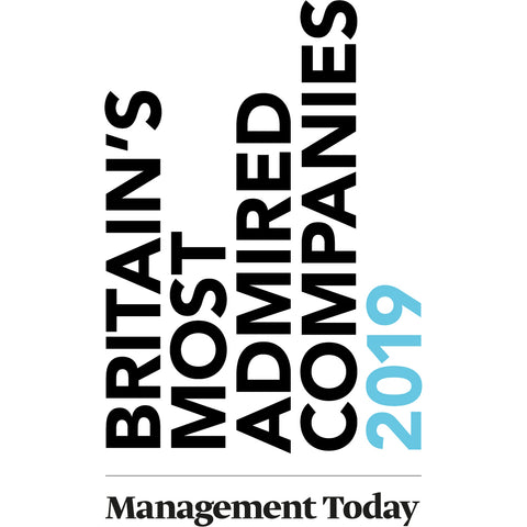 Britain's Most Admired Companies 2019 Logo Rights