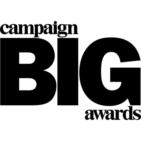 Campaign Big Awards Trophy