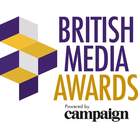 British Media Awards Trophy