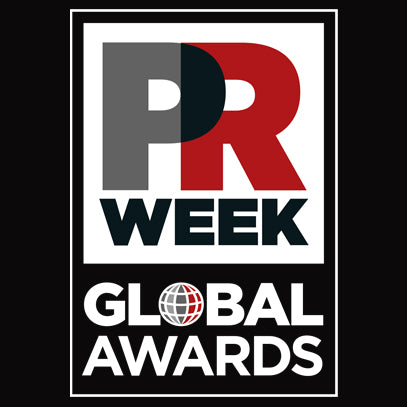 PR Week Global Awards - Certificates