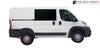 "2017 RAM ProMaster Low Roof 118"" WB 1853"