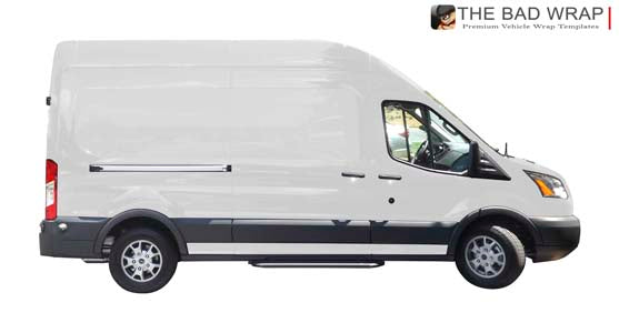 "2016 Ford Transit 148"" WB Cargo Hi-Roof 3110"
