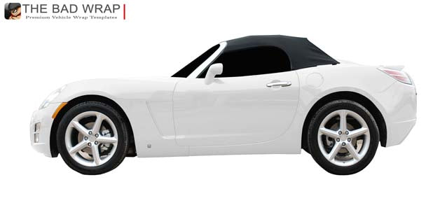 2009 Saturn Sky Red Line Convertible 216