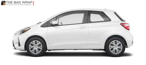 2018 Toyota Yaris 3-Door L 3028
