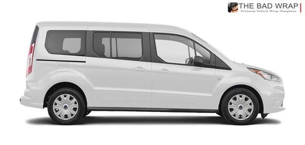 2019 Ford Transit Connect Wagon XLT Van (LWB) 3035