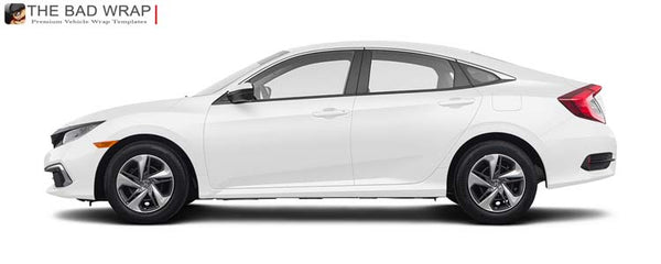 2019 Honda Civic LX Sedan 3048