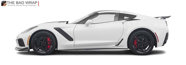 2019 Chevrolet Corvette ZR1 3ZR 3074