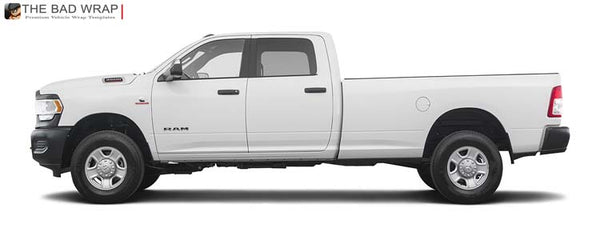 2019 RAM 3500 Tradesman Crew Cab Long Bed 3103