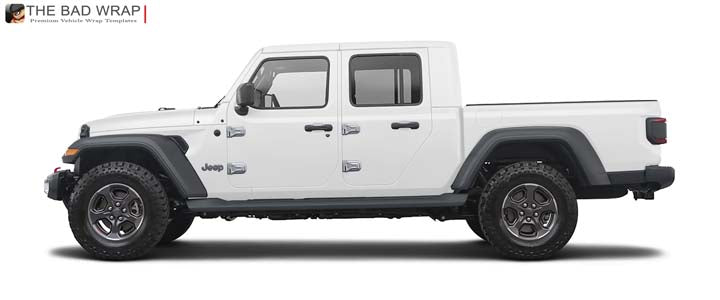 2020 Jeep Gladiator Rubicon Crew Cab Short Bed 3104