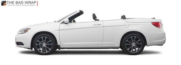 2012 Chrysler 200 S Convertible 3109