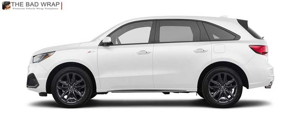 2019 Acura MDX with A-Spec Package SUV 3114