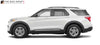 2020 Ford Explorer XLT SUV 3124
