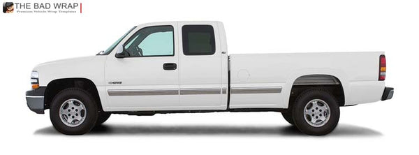 2000 Chevrolet Silverado 1500 Extended Cab Long Bed 3183
