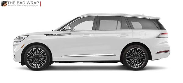 2020 Lincoln Aviator Black Label 3192