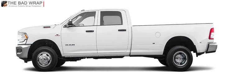2020 RAM 3500 Tradesman Crew Cab Long Bed Dually 3208