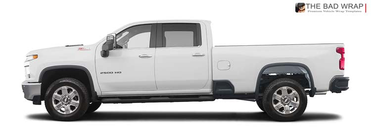 2020 Chevrolet Silverado 2500HD LTZ Crew Cab Long Bed 3272