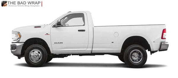 2020 RAM 3500 Tradesman Regular Cab Long Bed Dually 3303