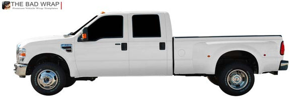 2008 Ford F-350 Super Duty XL Crew Cab Long Bed Dually 356