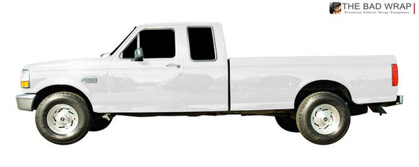 1996 Ford F-250 XL Extended Cab Long Bed 370