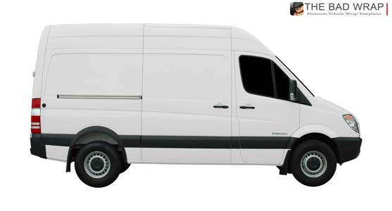 2009 Dodge Sprinter Cargo 2500 High Roof 144 WB 404