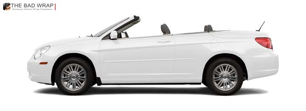 2008 Chrysler Sebring Touring Convertible 606