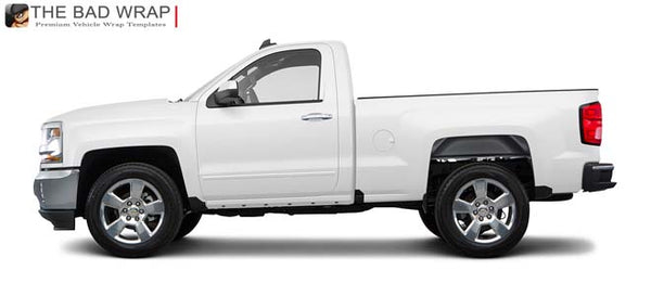 1517 2016 Chevrolet Silverado 1500 LT Regular Cab Standard Bed