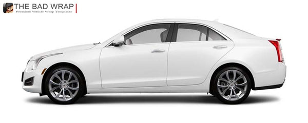 914 2013 Cadillac ATS 3.6L Performance