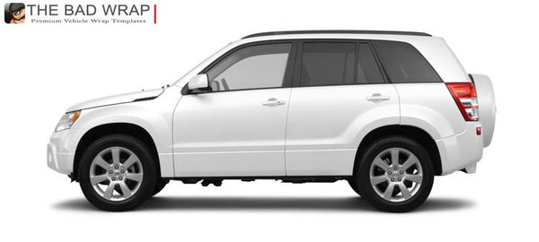 1239 2011 Suzuki Grand Vitara Limited SUV