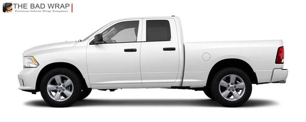 873 2013 Ram 1500 Tradesman Quad (Extended) Cab, Standard Bed