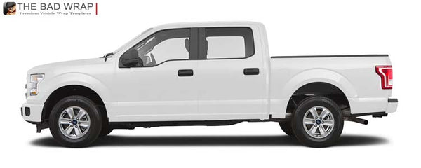 1399 2015 Ford F-150 XL Crew Cab Short Bed