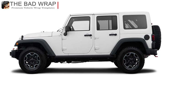 1312 2015 Jeep Wrangler (JK) Unlimited Rubicon X SUV