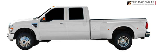 355 2008 Ford F-450 Super Duty XL Crew Cab Long Bed Dually
