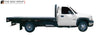 458 2008 Chevrolet Silverado Regular Cab Flatbed