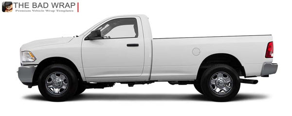 1133 2014 Ram 2500 Tradesmam Regular Cab Long Bed