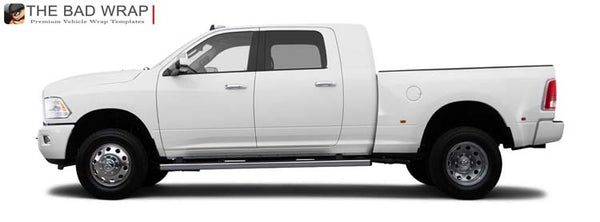 1080 2014 Ram 3500 Laramie Limited Mega Cab Short Bed Dually