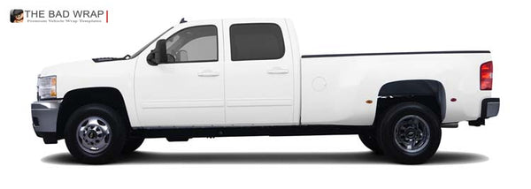 676 2012 Chevrolet Silverado 3500HD LTZ Crew Cab, Long Bed Dually