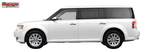 152 2012 Ford Flex SEL Crossover