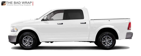 819 2013 Ram 1500 Laramie Crew Cab Short Bed
