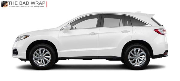 1630 2017 Acura RDX AWD with Technology Package SUV