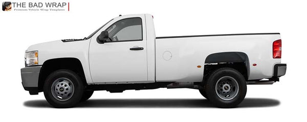 1627 2011 Chevrolet Silverado 3500HD WT Regular Cab Long Bed Dually