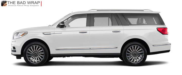 1964 2018 Lincoln Navigator L Reserve Long Wheelbase
