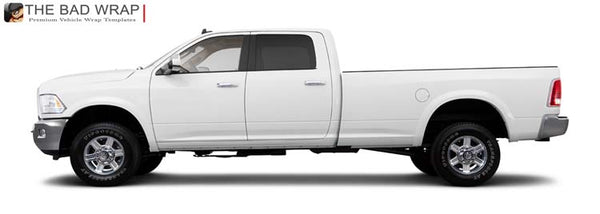 1233 2013 Ram 2500 Laramie Crew Cab Long Bed