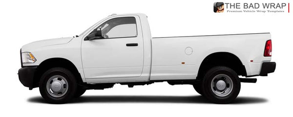 1001 2013 Ram 3500 Tradesman Regular Cab, Long Bed
