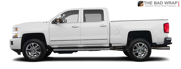 1818 2017 Chevrolet Silverado 2500HD High Country Crew Cab, Standard Bed