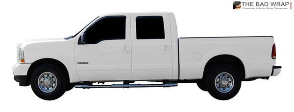 373 2007 Ford F-250 Super Duty XLT Crew Cab Standard Bed