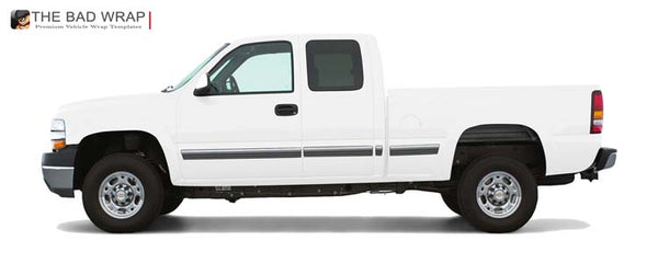 796 2001 Chevrolet Silverado 2500HD LS Extended Cab, Standard Bed