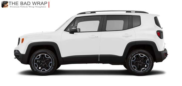 1434 2015 Jeep Renegade Trailhawk CUV