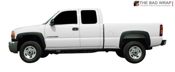 325 2006 GMC Sierra 2500HD SLE Extended Cab Standard Bed