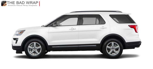 1921 2018 Ford Explorer XLT SUV